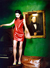 PJ Harvey, période « To Bring You My Love »