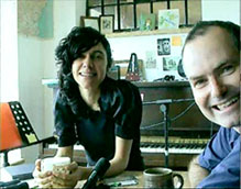 PJ Harvey et John Parish