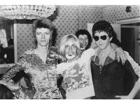 David, Iggy et Lou