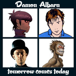 Damon Albarn : Tomorrow comes today...